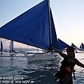 長灘島第一站 夕陽風帆 (126)