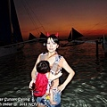 長灘島第一站 夕陽風帆 (128)