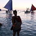 長灘島第一站 夕陽風帆 (131)