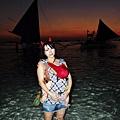 長灘島第一站 夕陽風帆 (133)