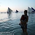 長灘島第一站 夕陽風帆 (137)