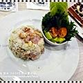 商業午餐~培根蘑菇拌飯 (4)