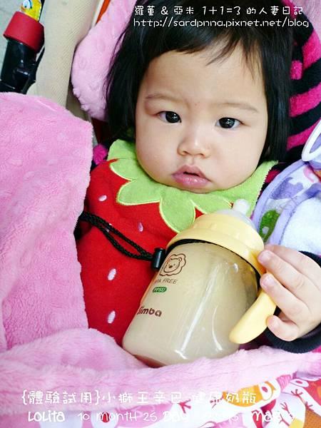 小獅王辛巴 健康奶瓶 (3)
