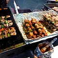 東大門路邊烤肉串 (1)