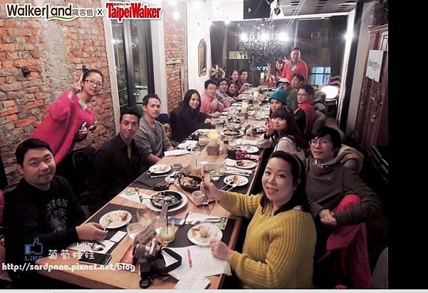 2013 12 19 窩客島年終聚餐cats