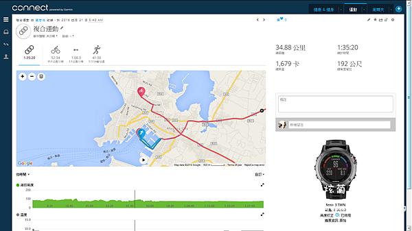 單車30跑步5.12