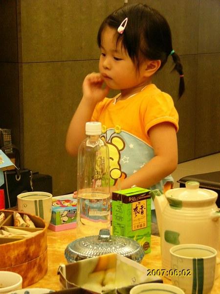 雅萍女兒~紀虹妤四歲