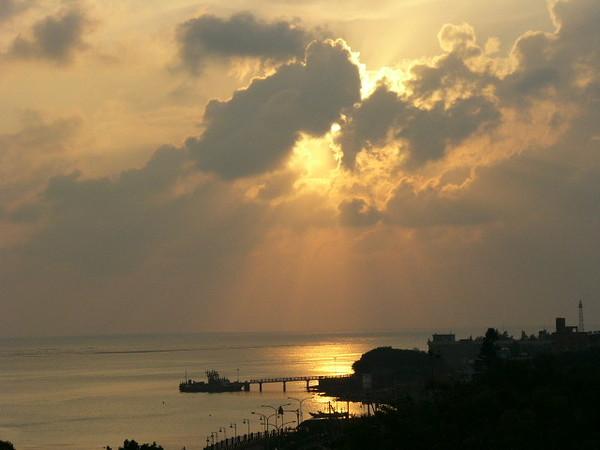 淡水的夕陽~5