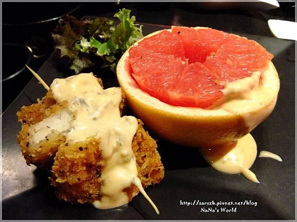 小品-銀鱈葡萄柚