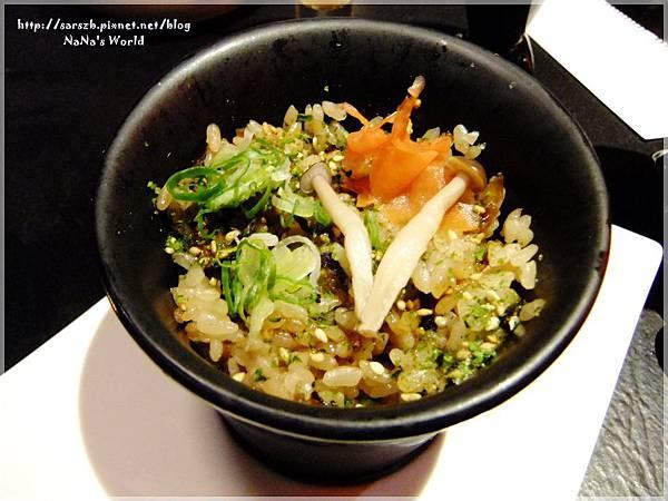 食事-日式蕈菇炊飯