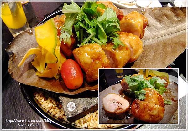 強肴-雞肉朴葉燒