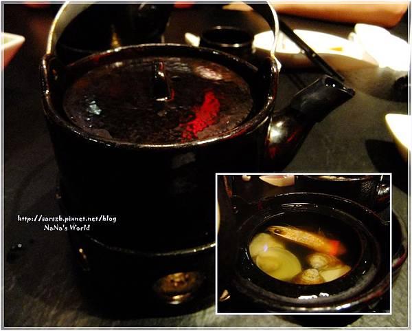 湯物-海鮮土瓶蒸
