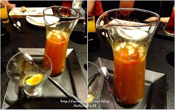 飲料-冰水果茶