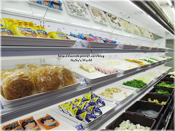 青菜&麵品區