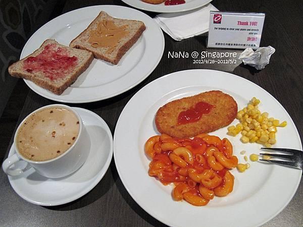 Day 2 - Hangout 早餐