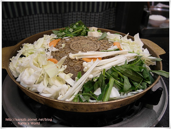 韓國烤肉旁菜料