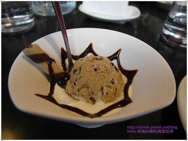 附餐甜點-冰淇淋