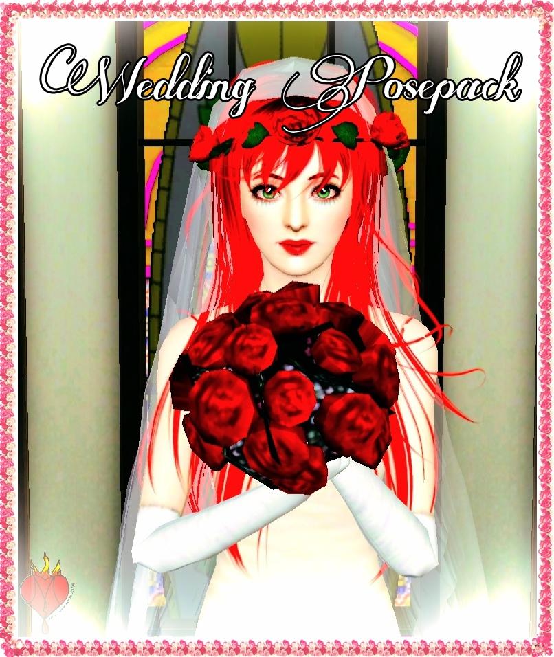 weddingpose