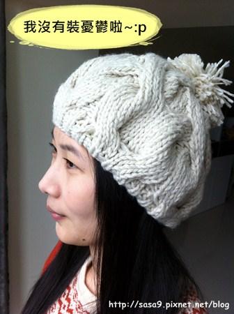 貝蕾帽-6