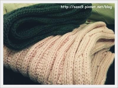 麻花圍巾-6