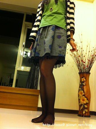 透膚絲襪-7