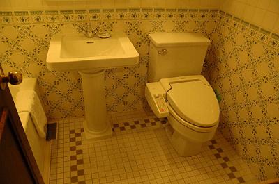 蒙特利的廁所