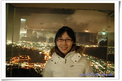 函館山夜景到此一遊