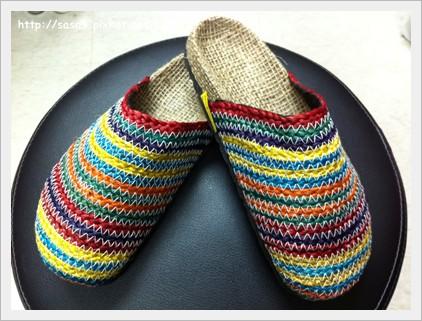 彩紅鞋-1