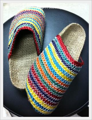 彩紅鞋-2