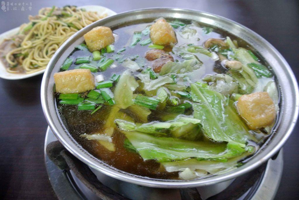 中壢東岐羊肉爐羊肉火鍋羊肉片