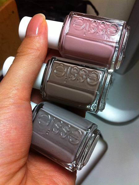 Essie fall color