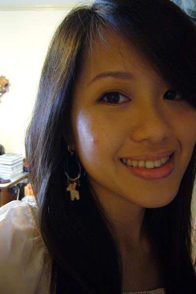 最近好喜歡的耳環~