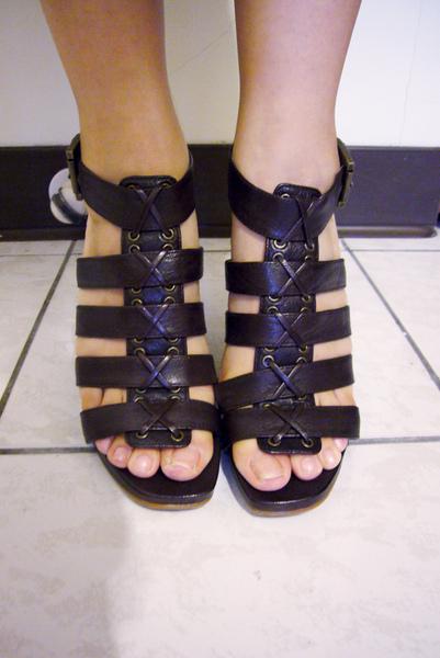 媽咪的羅馬鞋