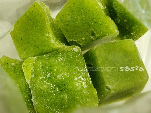 花椰菜高麗菜冰磚