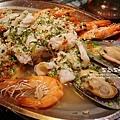 泰式清蒸海鮮