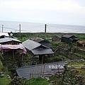蘭嶼傳統地下屋