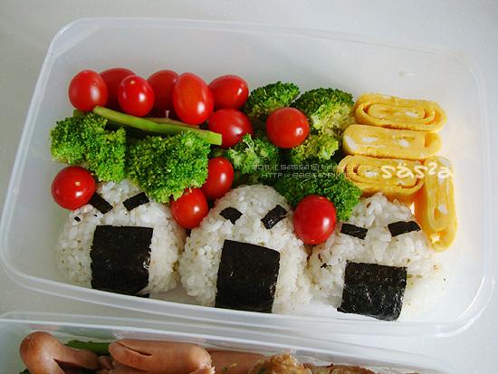 素壽司便當