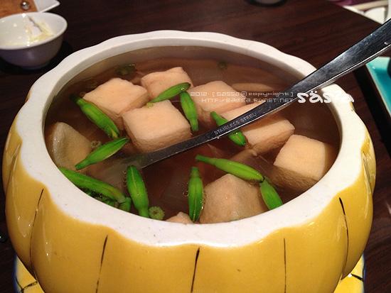 野薑花鮮味湯