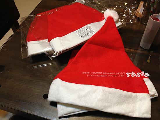 小人聖誕帽