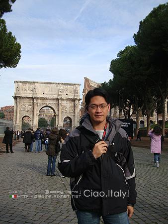 提托凱旋門Arco di Tito