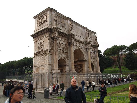 君士坦丁凱旋門Arco di Constantino