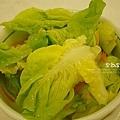 很新鮮滴生菜沙拉,菜好甜