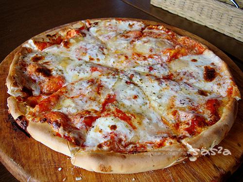 四起士披薩