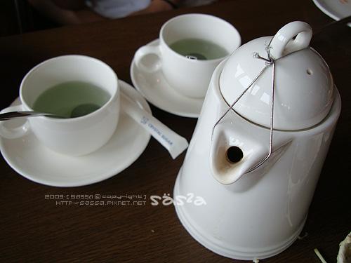 附餐薰衣草茶