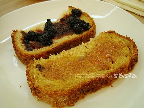 自製麵包果醬