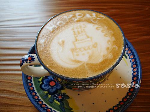 生日咖啡.