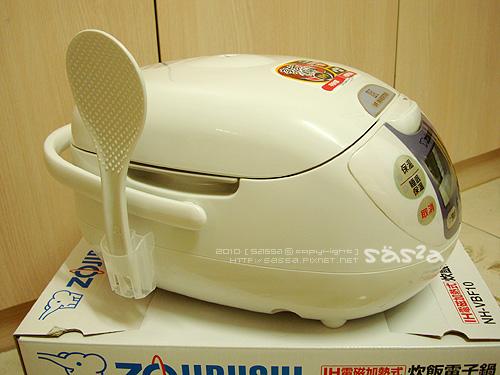 象印IH電磁加熱式炊飯電子鍋