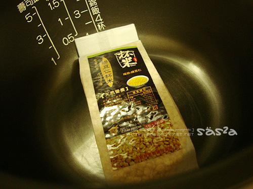 綠豆仁杯米