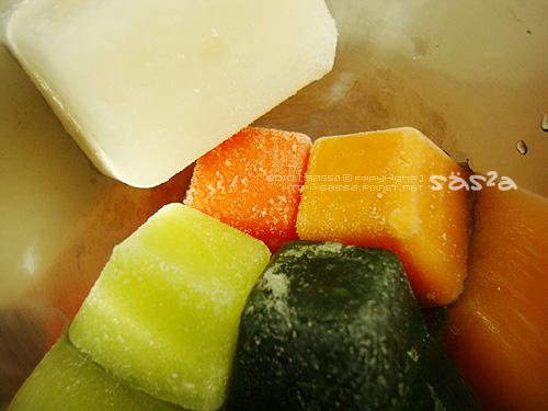 大地蔬菜粥