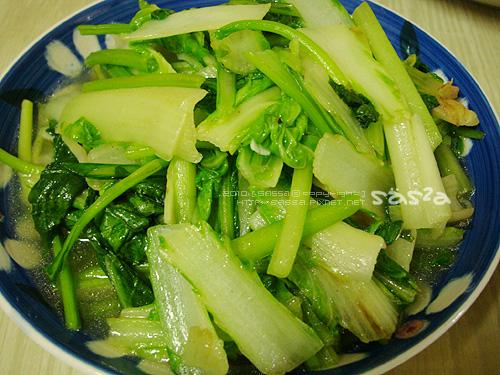鵝白菜油菜